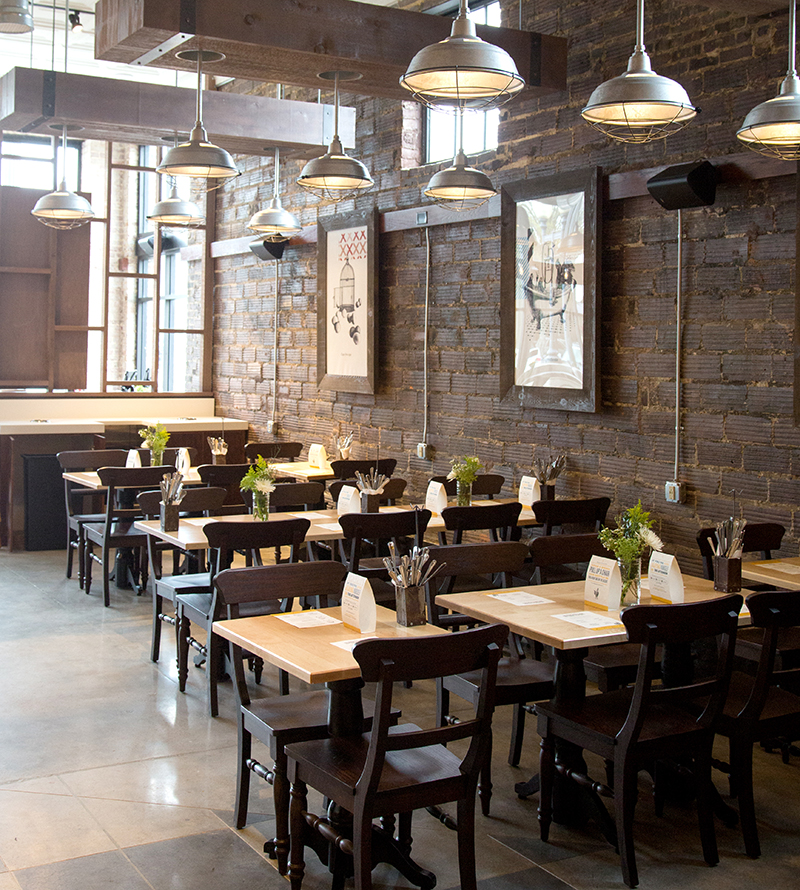 Holler & Dash restaurant
