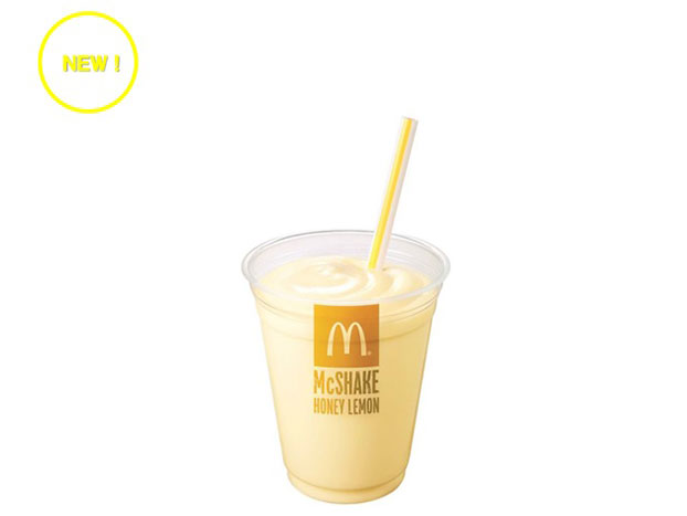honey lemon mcshake