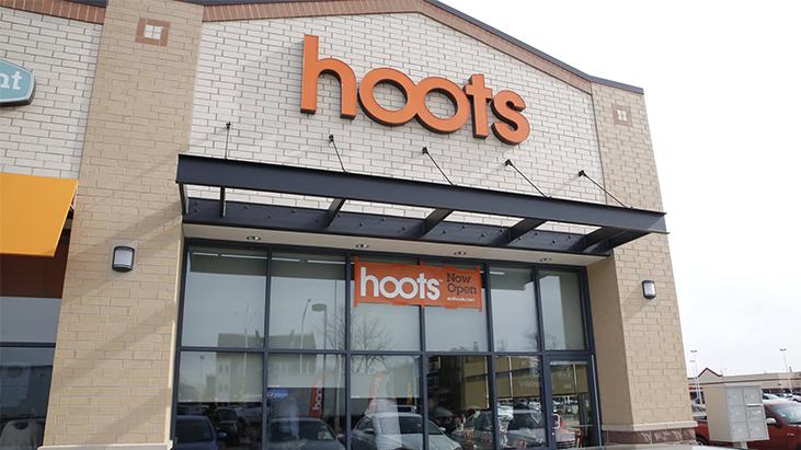 hoots exterior