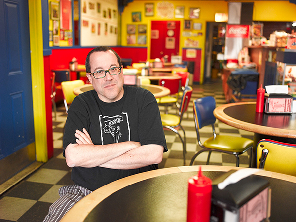 Hot Doug's Doug Sohn