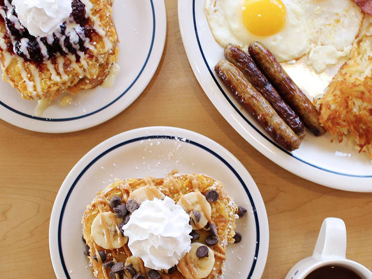 ihop breakfast
