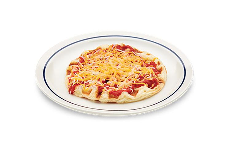 ihop waffle pizza
