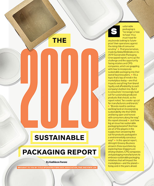 2020 sustainable packaging report