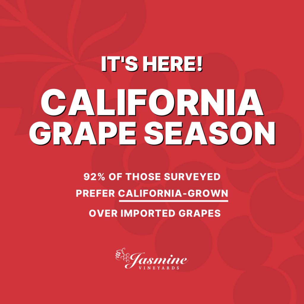 promote california grown