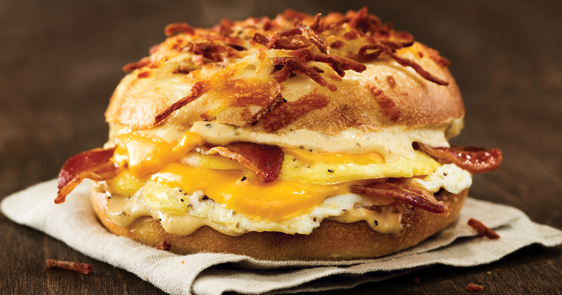 all-nighter bagel