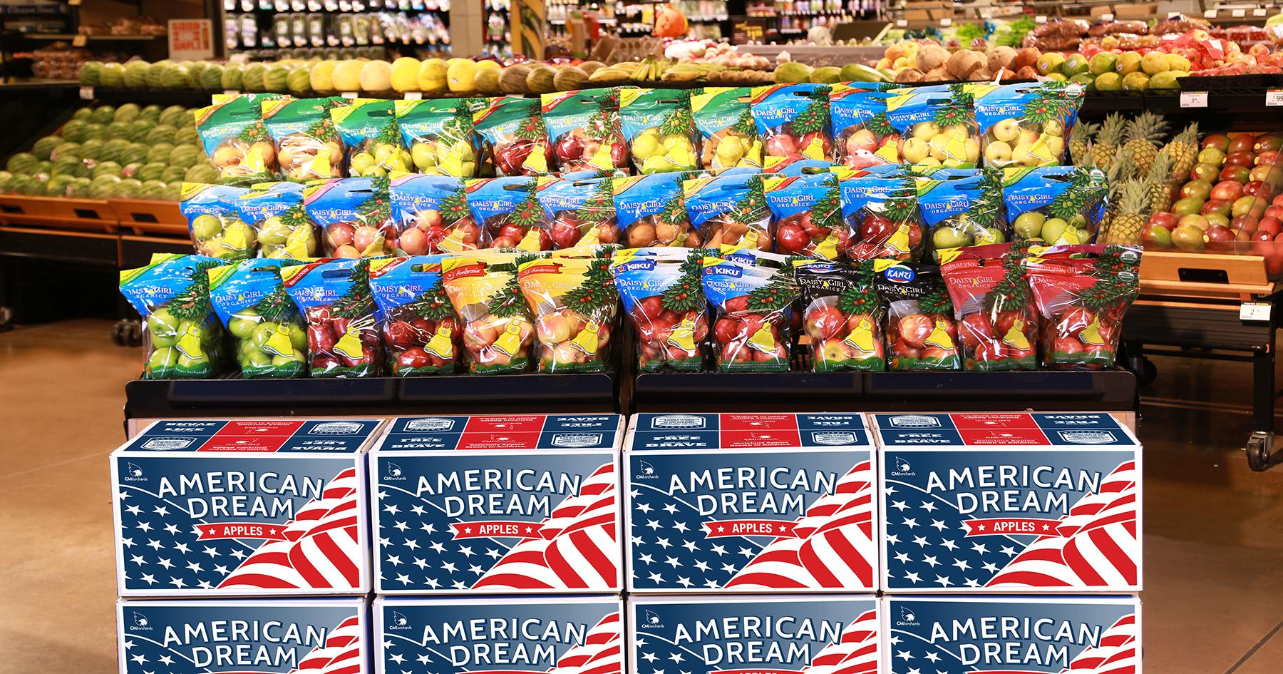american dream apples