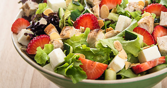 mad greens salad