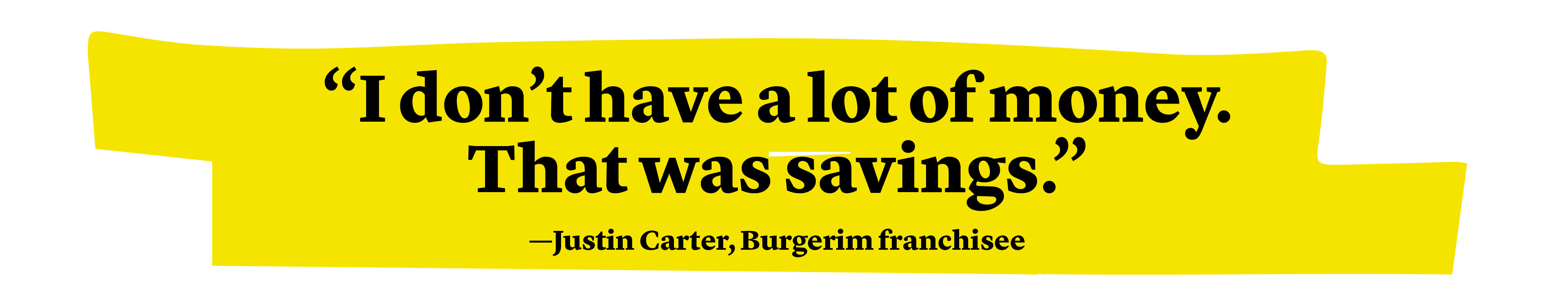Justin Carter quote