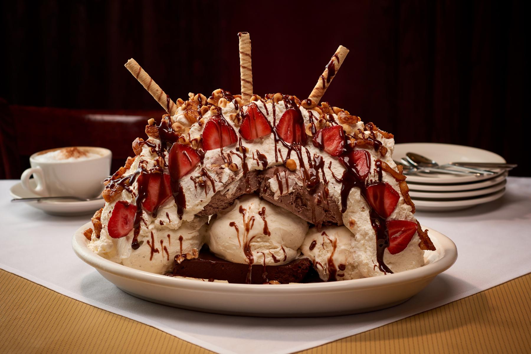 Carmine's dessert