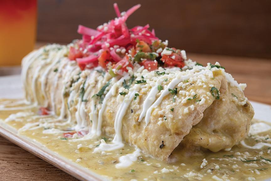 Moe's burrito