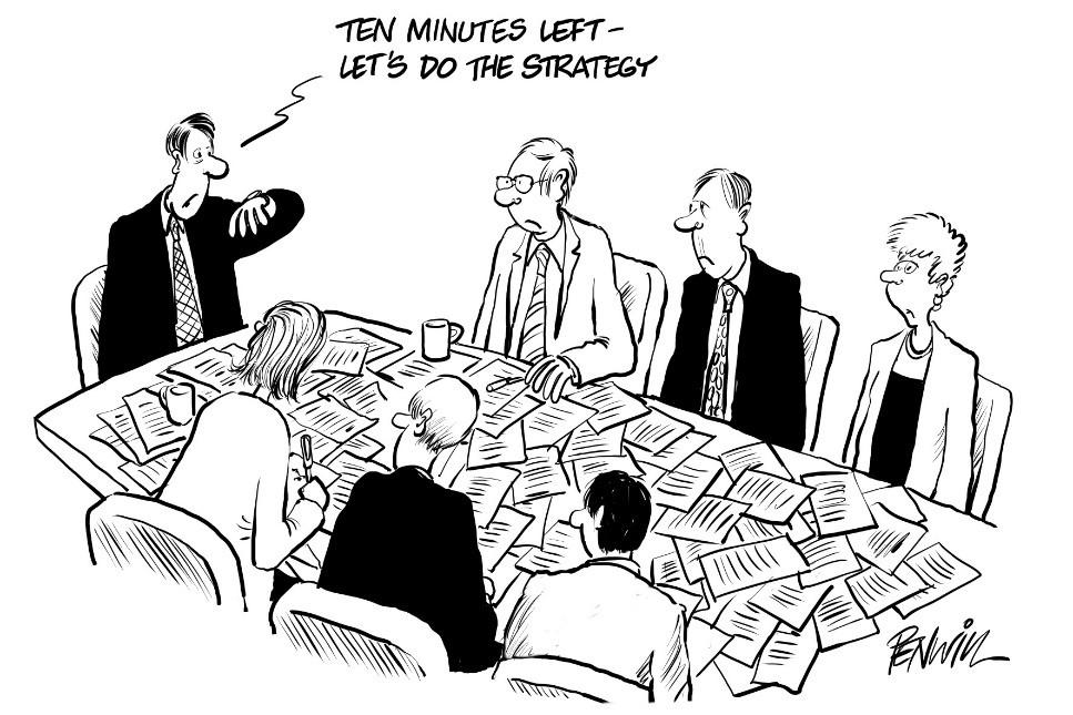 cartoon strategy