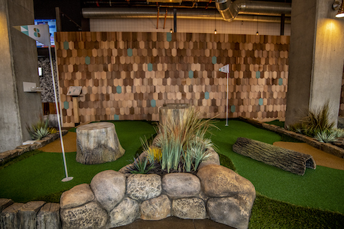 Punch Bowl Social Putt Club
