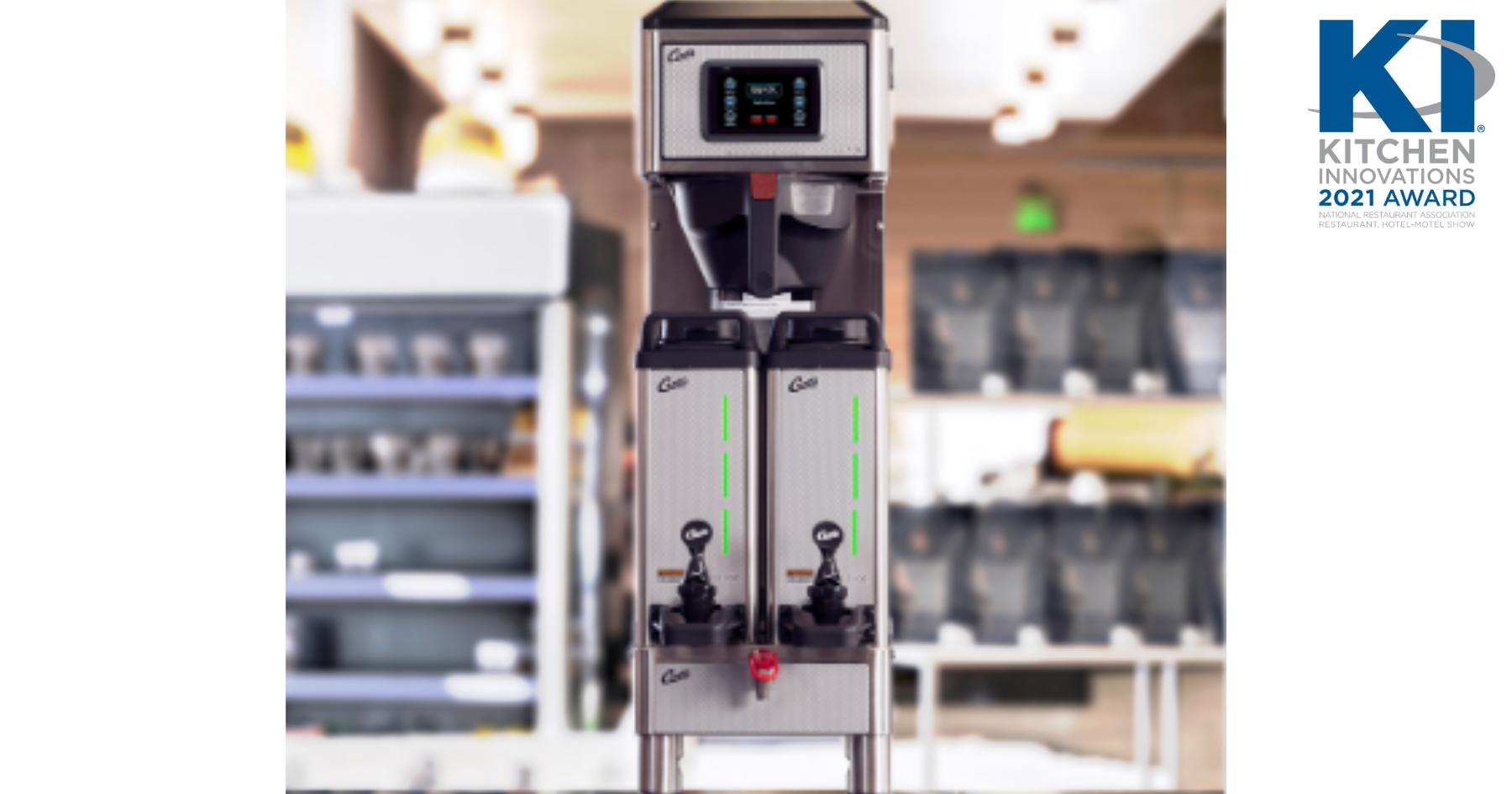Curtis coffee machine