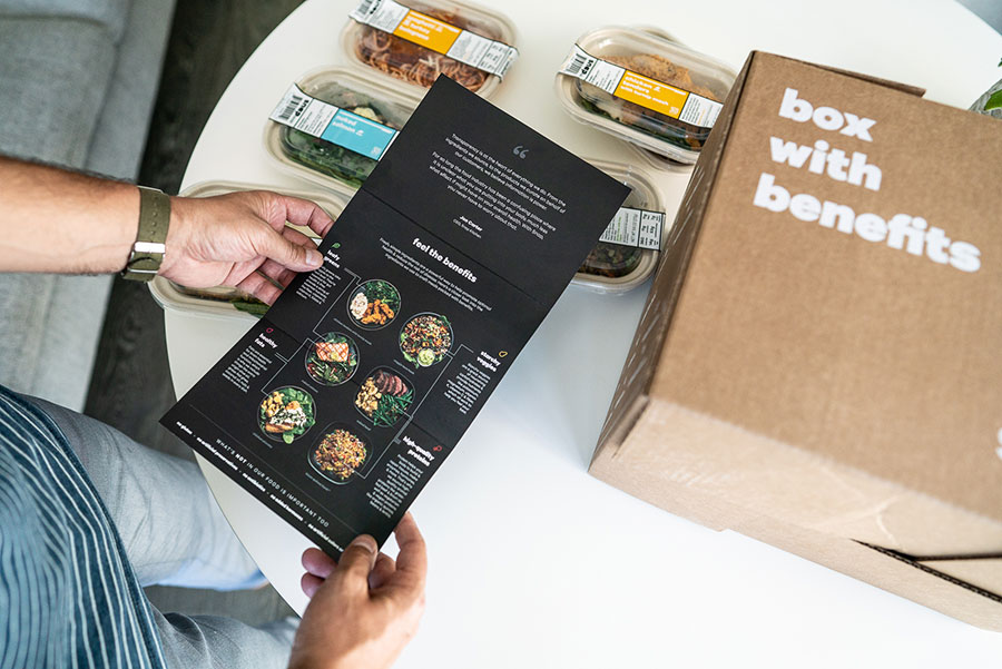snap kitchen packaging