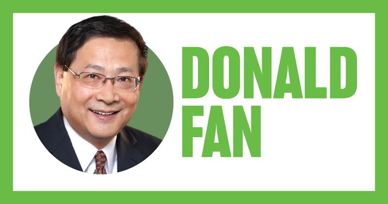 Walmart's Donald Fan