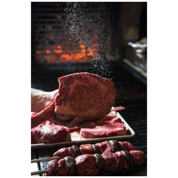 El Gaucho aged meat