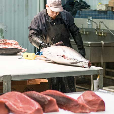 fishmongers tuna