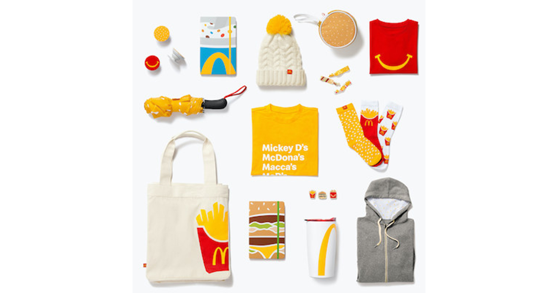 McDonald's merch