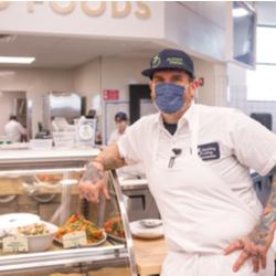 Healthy Living Market Chef Jennings