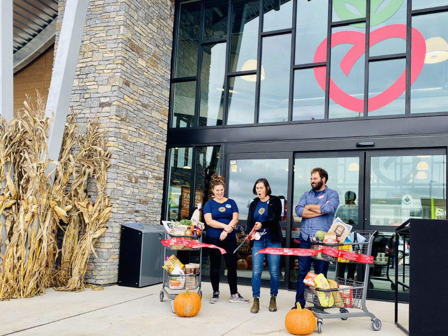 healthy living willston opening