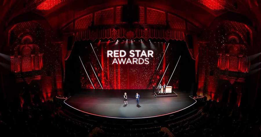 heineken red star awards