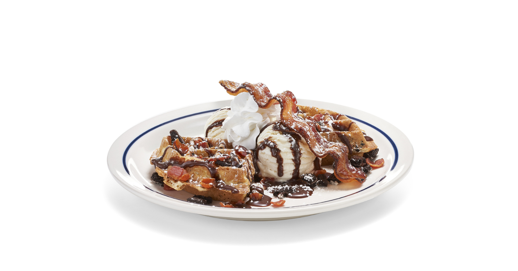 IHOP's candied bacon
