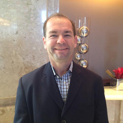 Tony Gaines of NVIP