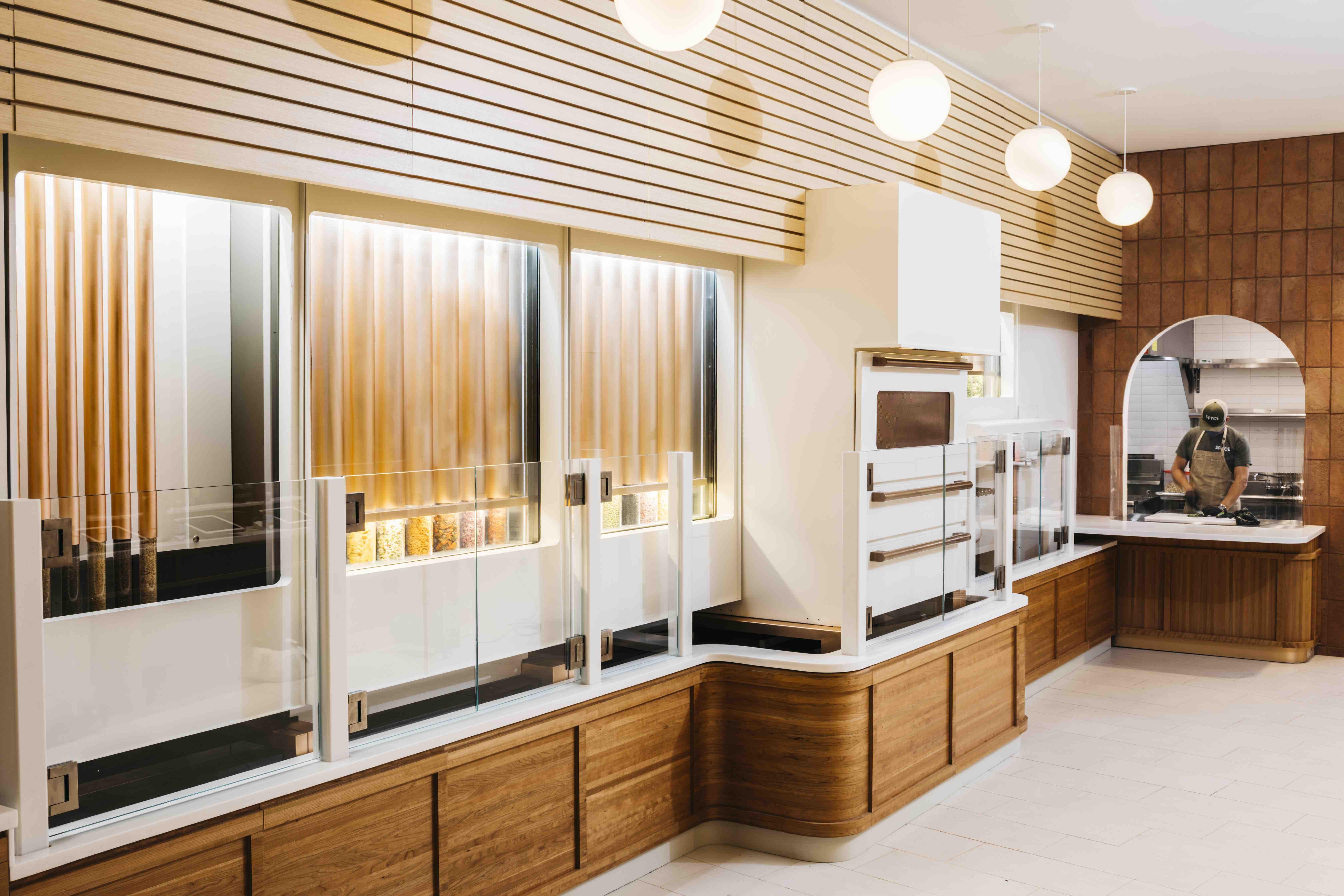 Infinite Kitchen
