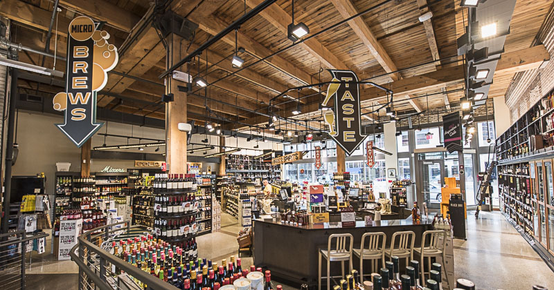 Lunds and Byerly's Wine and Spirits