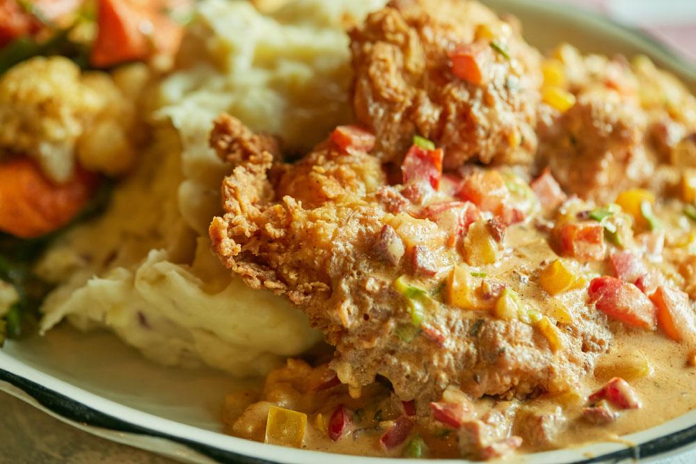 lucilles mardi gras chicken