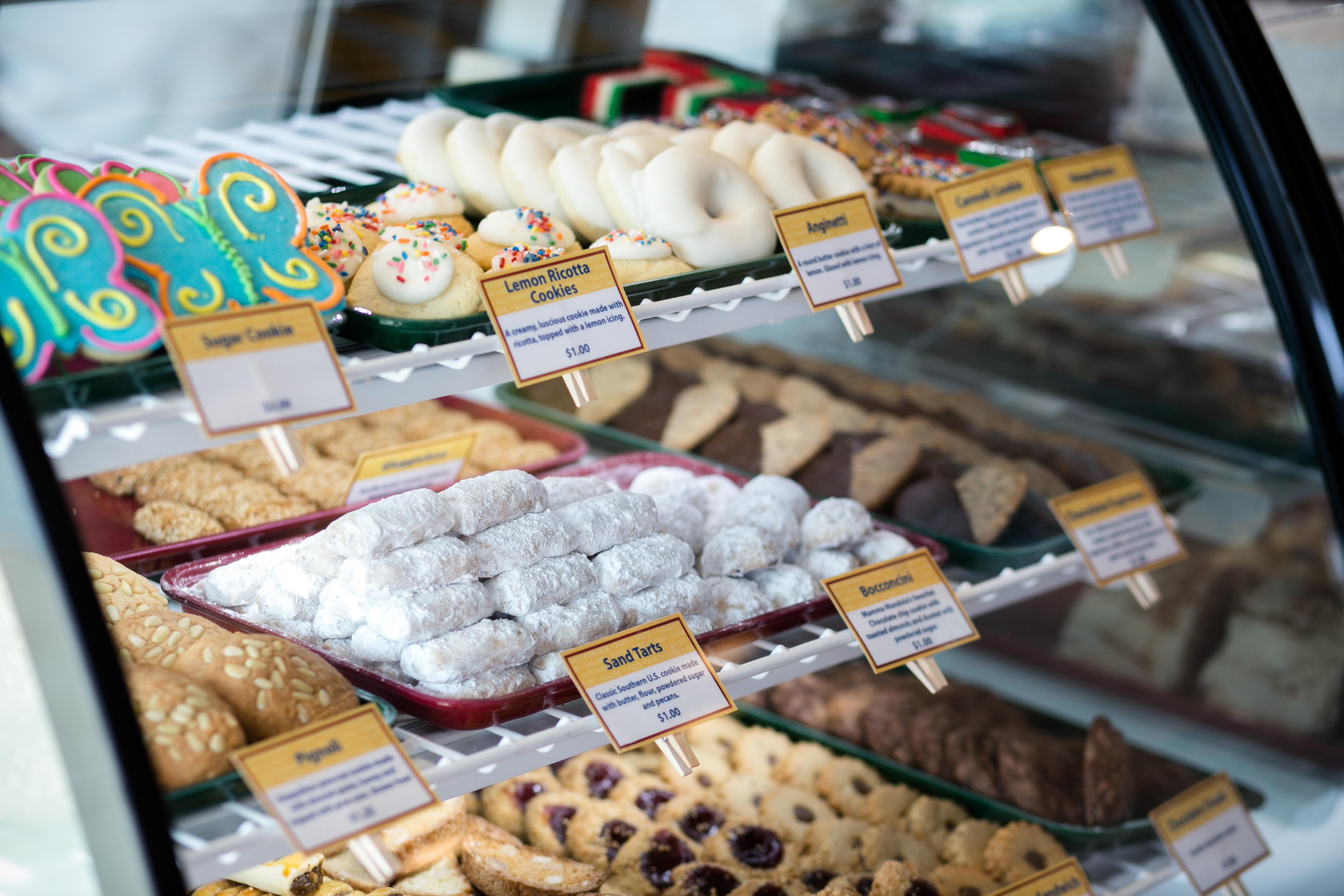 Mandola's sweets