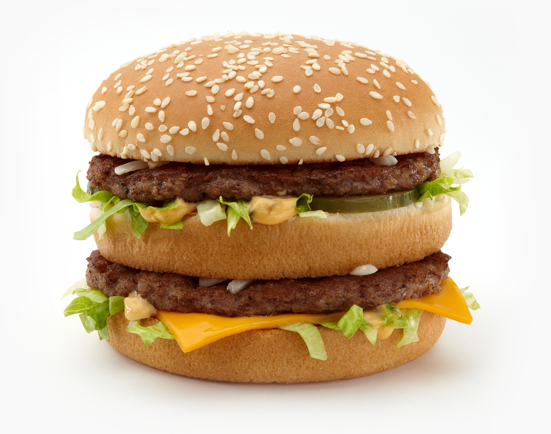 mix and match Big Mac