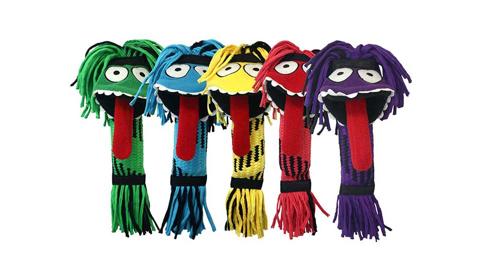 multipet silly rope monsters