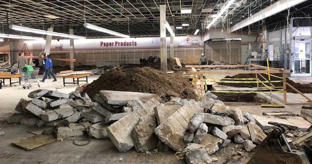 pathmark construction