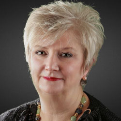 Peggy Davies PLMA President