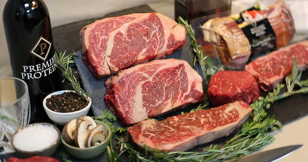 premier protein steaks