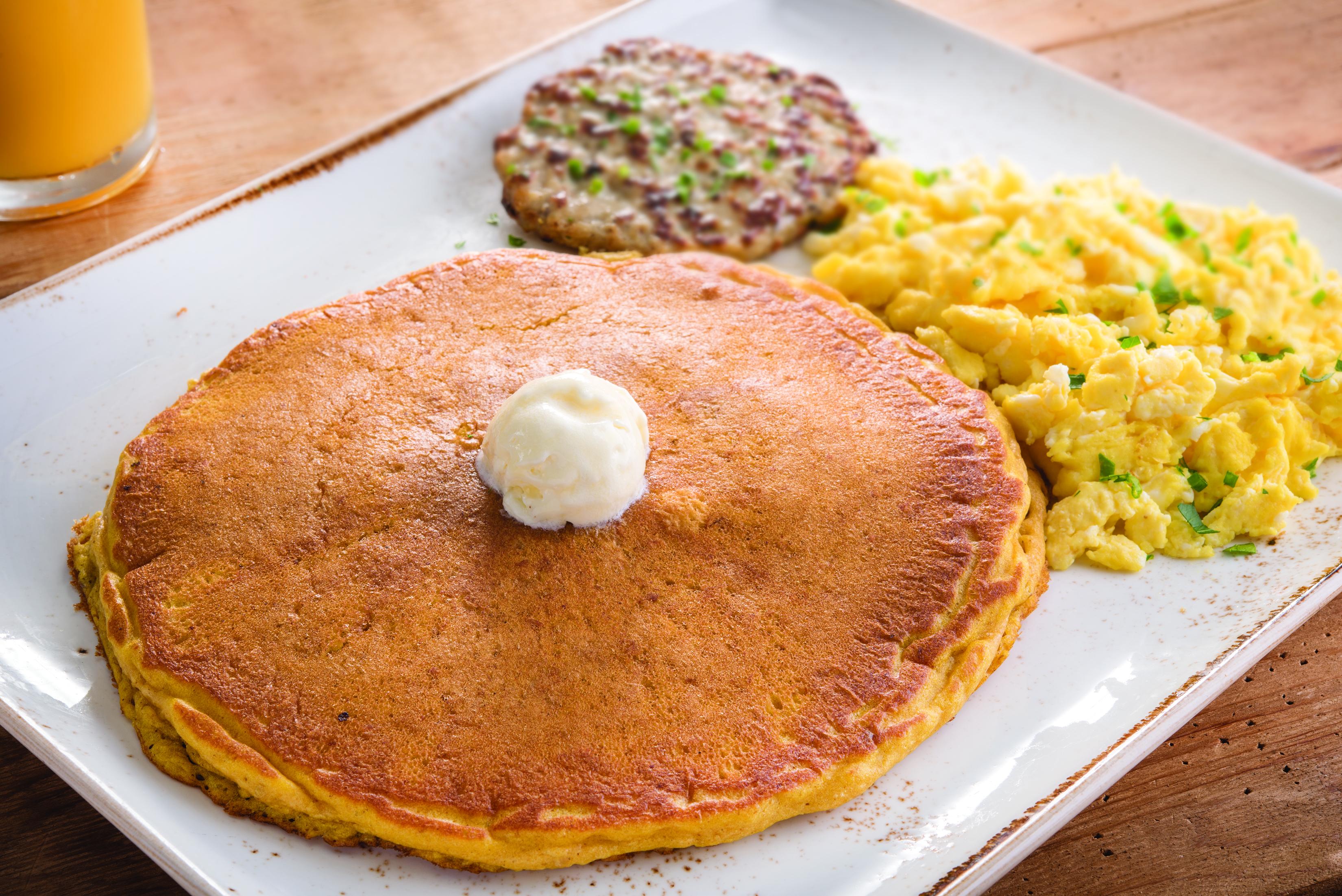 First watch pancakes