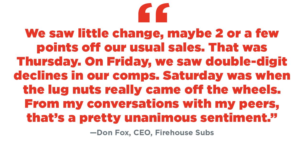 Don Fox quote