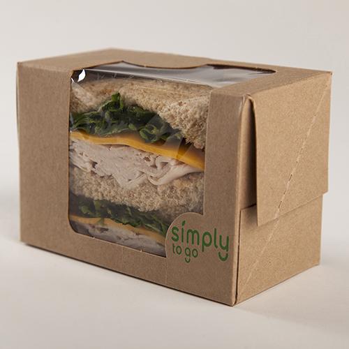 Packaged Sandwich