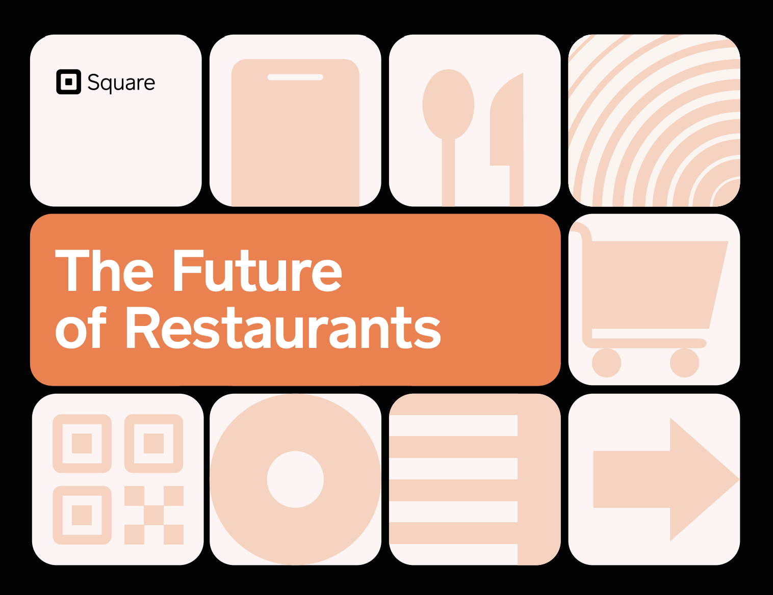 the future of restaurants by square