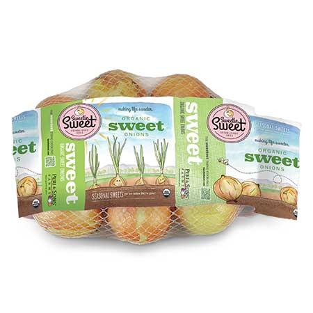sweetie sweet onion bag