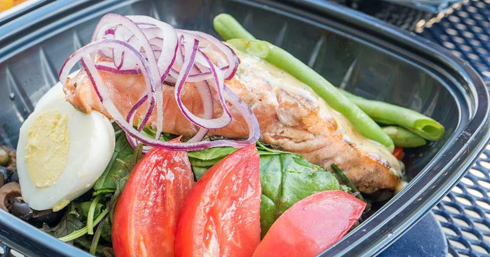 uconn salmon salad