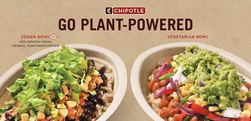 Vegetarian/Vegan bowls