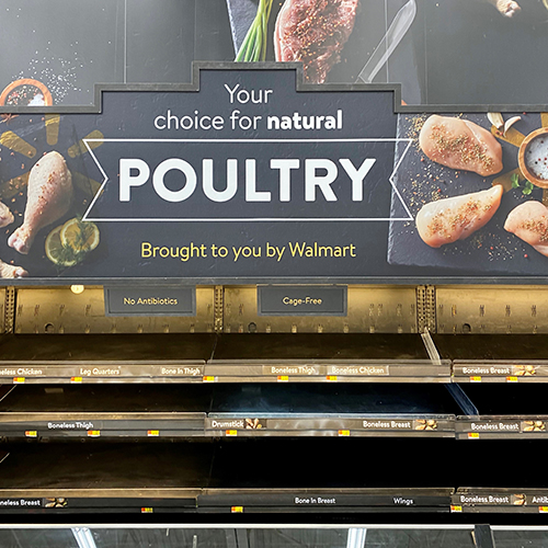 Walmart Poultry