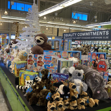whole foods toys