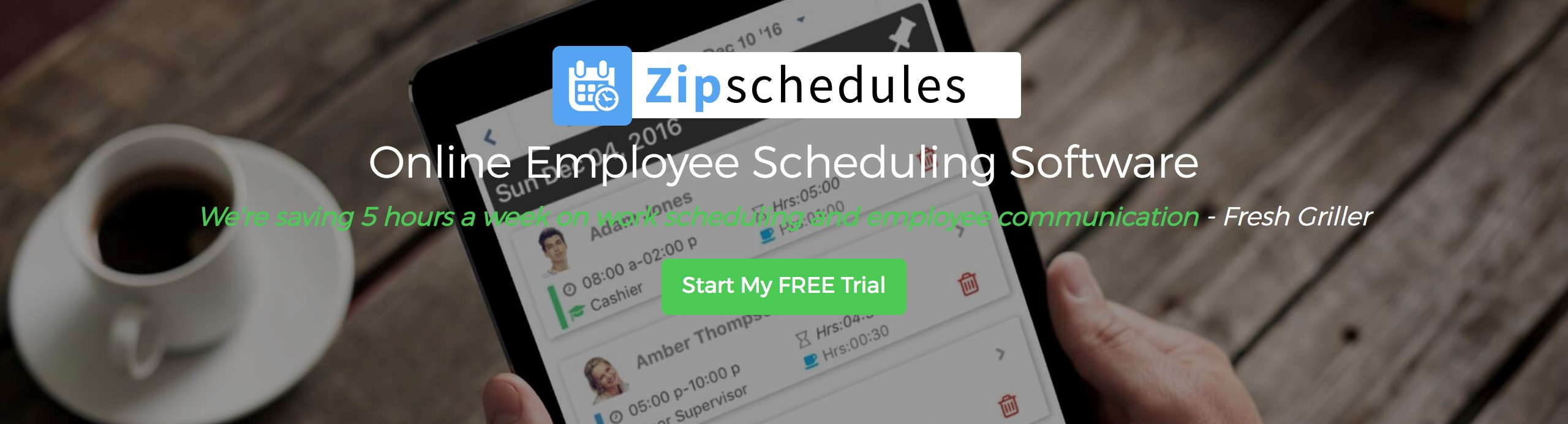 employee schedule maker free online