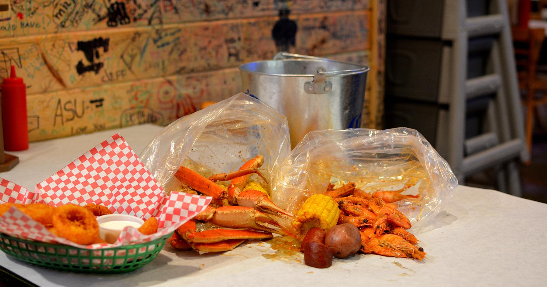 angry crab shack