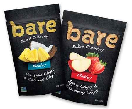 bare chips