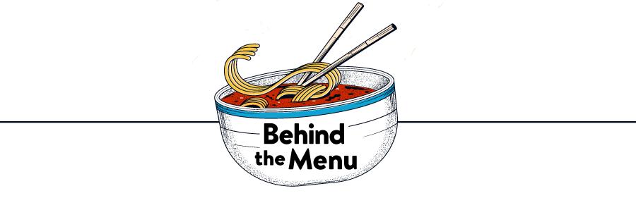 Behind the Menu logo