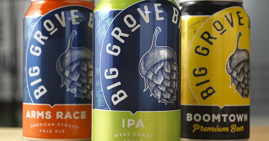 big grove beer